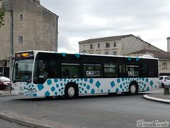 MERCEDES-BENZ Citaro - 7810 - Transdev Urbain Libournais (Clément Quantin) Tags: bus autobus standard urbain ligne mercedesbenz o530 citaro €3 7810 es286gy transdev urbainlibournais transdevurbainlibournais groupe groupetransdev réseau calibus calibuslibourne calibusurbain communautédagglomération cali libourne