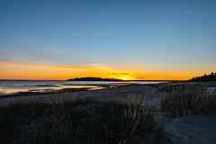 Beach sunrise (Arttu Uusitalo) Tags: early morning summer sunrise landscape beach sea seaside seashore shore night 3am ostrobothnia finland june island canon eos 5d