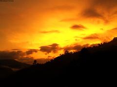 Sunset in kitulgala (ShivakumarSelvaraj) Tags: kitulgala a7 highway sri lanka srilanka hill country up mountains scenery sunset stunning beautiful south asia emerald island pearl indian ocean