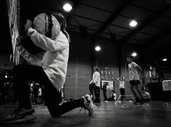 7832 - Sagittal thrust (Diego Rosato) Tags: boxe boxing pugilato boxelatina allenamento training bianconero blackwhite little boxer piccolo pugile sagittal thrust affondo sagittale