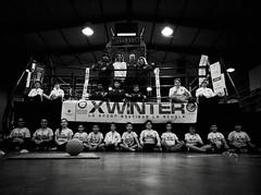 7855 - Xwinter (Diego Rosato) Tags: boxe boxing pugilato boxelatina allenamento training maestro master xwinter bianconero blackwhite little boxer piccolo pugile ring