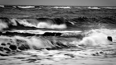 Wellen (blichb) Tags: 2020 deutschland nationalparkwattenmeer nordsee schleswigholstein sonya7rii sylt wattenmeer winter zeissbatis1885 blichb