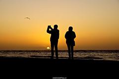 DSC08168 (ZANDVOORTfoto.nl) Tags: zandvoort zandvoortfoto edwinkeur edwin keur netherlands beach beachlife strand aan zee noordholland kust sunset ondergaandezon zon zonsondergang