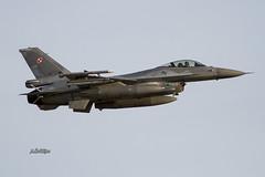 IMG_4435@L6S (Logan-26) Tags: lockheed martin f16cj fighting falcon 4074 msn jc35 poland air force riga international airport rixevra latvia military aleksandrs čubikins