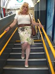 The Feel Of A Skirt (rachel cole 121) Tags: tv transvestite transgendered tgirl crossdresser cd genderfluid
