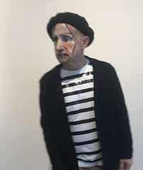 Halloween Picasso (zack_pospieszynski) Tags: halloween masters picasso mondrian gallery costume