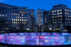 Winter Lights-028.jpg (antphotoslondon) Tags: lights night nighttimephotography riverthames london architecture cityscapes canarywharf sculpture