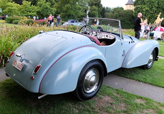 Allard K2 1951 (Zappadong) Tags: classic days k2 schloss 1951 allard 2019 dyck auto car automobile voiture coche classics oldtimer oldie carshow youngtimer automobil oldtimertreffen zappadong