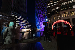 Winter Lights-062.jpg (antphotoslondon) Tags: lights night nighttimephotography riverthames london architecture cityscapes canarywharf sculpture