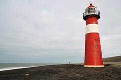 The lighthouse (peer.heesterbeek) Tags: coast westkapelle zeeland netherlands people water dunes