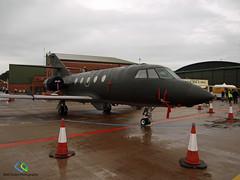 Dassault Falcon 20ECM (Matt Sudol) Tags: dassault falcon 20ecm