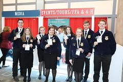 PBG_2232 (American Farm Bureau) Tags: afbf20 afbf 2020 4h ffa youth program badge pick up registration photographerphilipgerlach