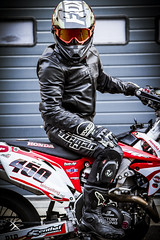 _MG_7181 (Xavier Alauze Photographie) Tags: moto urbain honda 450 crf hm motard biker supermotard slick fox alpinestars
