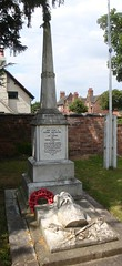 [83952] St Catherine, Cossall : Waterloo Monument (Budby) Tags: cossall nottinghamshire church churchyard memorial monument battle soldier
