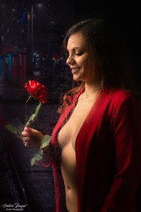 20200116_095710_FB (Focale Photography) Tags: rose rouge marie model girl beauty studio smile d850 nikon lovely topless amazing boudoir