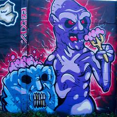 Barbapapa (equinoxefr) Tags: rennes tag equinoxefr streetart