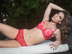 Gia Ray (Eric Zumstein) Tags: lingerie model