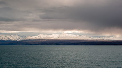 Pukaki lake (G.Heraud) Tags: newzealand new zealand olympus omd em5 south island lake cloud