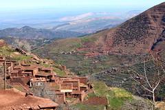 Excursion dans la vallée de l'Ourika IMG_0160 ([JM] photographie) Tags: paysage landscape maroc ourika hautatlas sudmarocain vallée village berbère champs terrasses
