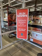 Aldi In Store Signage Miami (Phillip Pessar) Tags: aldi in store signage miami