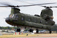 Chinook (Bernie Condon) Tags: riat airtattoo tattoo ffd fairford raffairford airfield aircraft plane flying aviation display airshow uk boeing ch47 chinook helicopter heavy airlift transport cargo assault rnlaf military royalnetherlandsairforce support