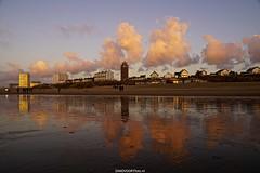 DSC08122 (ZANDVOORTfoto.nl) Tags: zandvoort zandvoortfoto edwinkeur edwin keur netherlands beach beachlife strand aan zee noordholland kust watertoren sunset ondergaandezon zon zonsondergang
