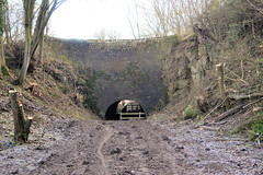 Buckland Hollow Tunnel (R~P~M) Tags: canal waterway tunnel cromfordcanal derbyshire derbys disused abandoned england uk unitedkingdom greatbrtiain