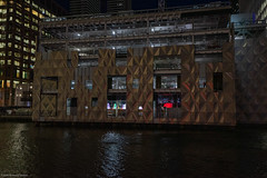 Winter Lights-061.jpg (antphotoslondon) Tags: lights night nighttimephotography riverthames london architecture cityscapes canarywharf sculpture