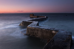 St Monans Sea Wall (Ed Swift) Tags: 1835mmf18 1835mmf18art 7d2 canon eastneukoffife fife landscape longexposure ndfilter neutraldensityfilter scotland sigma sigma1835mmf18art stmonans sunrise water
