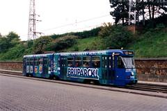 STIB 7717-T90-29-04-1995--3626 (phi5104) Tags: trams stib mivb belgië belgique bruxelles brussel