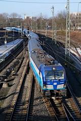 P1990521 (Lumixfan68) Tags: eisenbahn züge loks baureihe 193 siemens vectron ell cd tschechische staatsbahn mehrsystemloks elektroloks drehstromloks deutsche bahn db