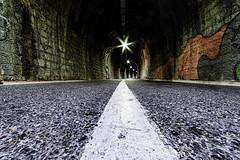 Tunnel (SandraDM74) Tags: tunnel nuit night tag