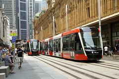 Sydney snapshot #_GB_0404 (gunnar.berenmark) Tags: sydney australia australien newsouthwales nsw city stad urban tram