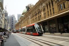 Sydney snapshot #_GB_0405 (gunnar.berenmark) Tags: sydney australia australien newsouthwales nsw city stad urban tram