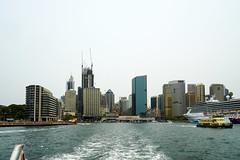 Sydney snapshot #_GB_0409 (gunnar.berenmark) Tags: sydney australia australien newsouthwales nsw city stad urban harbour ferry
