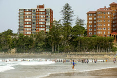 Manly Beach snapshot #_GB_0443 (gunnar.berenmark) Tags: manly sydney australia australien newsouthwales nsw city stad urban beach strand