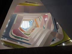 2020-01-FL-227124 (acme london) Tags: atrium bank bourkestreet foyer hassell interior medibank melbourne office spiralramp spiralstair wurundjeriway