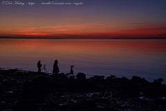 IMG_0558 (del.hickey) Tags: clevedon pier sunset
