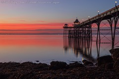 IMG_0552 (del.hickey) Tags: clevedon pier sunset
