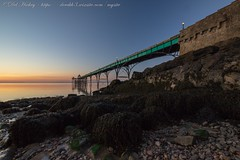 IMG_0538 (del.hickey) Tags: clevedon pier sunset