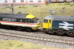 HST Drag (Chris Shutt) Tags: hst grid class 56 43 oo gauge coal colliery ole ecml model rail