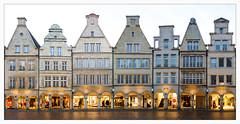 _6515 (fot_oKraM) Tags: prinzipalmarkt westfalen muensterland nrw architektur architecture fassaden facades