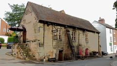 The Abbey Inn ( Old Abbey Buildings ), Darley Abbey, Derby (DC-7C) Tags: architecture abbey publichouse pub abbeybuildings darleyabbey c15 darleystreet derby derbyshire gradeii listed building imgdscn5056