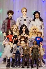 My doll (KateRon_VRN) Tags: bjd doll iplehouse soom dollshe eid ebony idealian hid drake bibiane david onyx