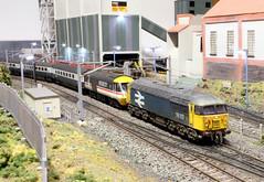 HST Drag (Chris Shutt) Tags: hst grid class 56 43 oo gauge coal colliery ole ecml model rai