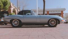 Jaguar E-Type Roadster (Miguel Ángel Prieto Ciudad) Tags: etype car design automotive auto alpha3000 automobile british old vintage heritage classic classiccar coche luxury chrome sonyalpha sportcar motor chanoe beautiful ferrari art
