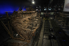 Mary Rose - Portsmouth - UK (phil_king) Tags: ship boat warship tudor mary rose museum portsmouth hampshire england uk preserved maritime history historic salvaged