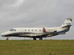 Photo of D-CRON Citation 560XLS at Cardiff