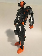 2.0 Wip front (Zanywoop) Tags: herofactory lego moc