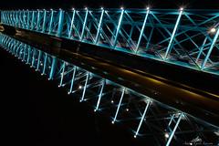 2020-01-19 19.02.51 - Eau Bleue, Spejling-Refleksion, Dag 19-366, Uge 3, Blå Bro, Gudenåen, Randers - _DSC7286 - ©Anders Gisle Larsson